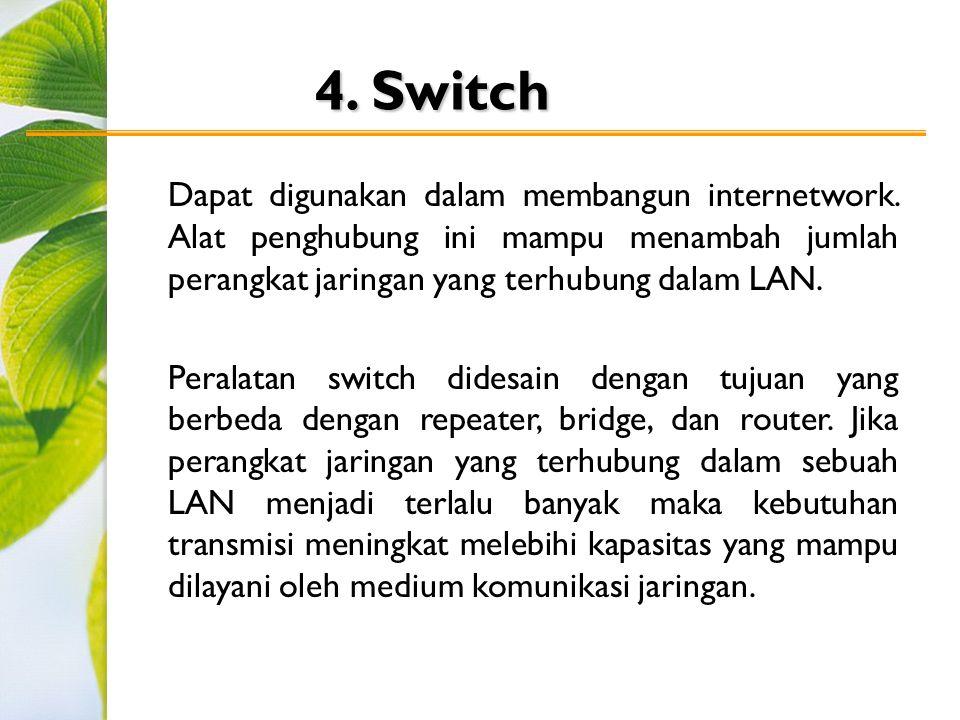 4. Switch