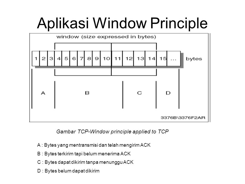 Aplikasi Window Principle