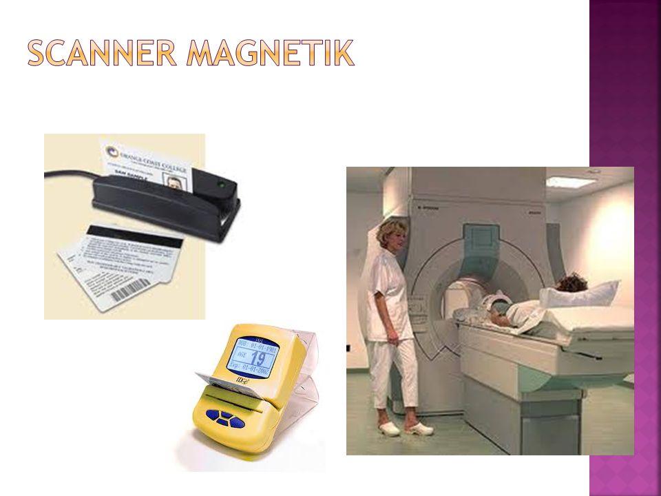 Scanner magnetik