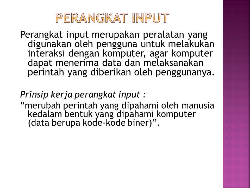 Perangkat Input