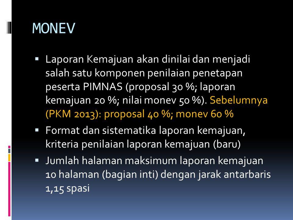 MONEV