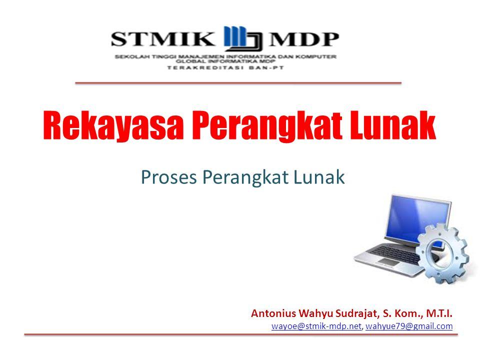 Proses Perangkat Lunak