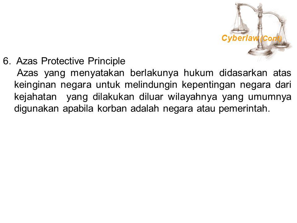 6. Azas Protective Principle