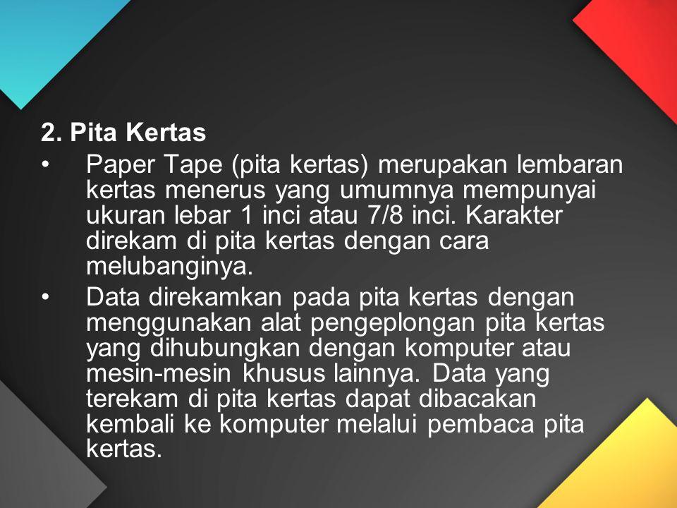 2. Pita Kertas