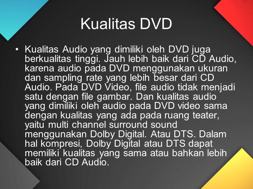 Kualitas DVD