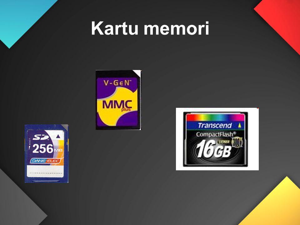 Kartu memori