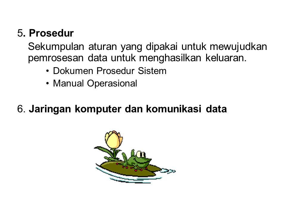 6. Jaringan komputer dan komunikasi data