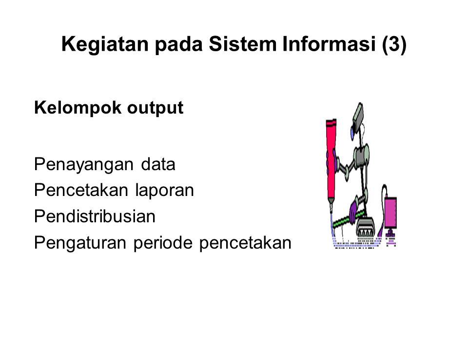 Kegiatan pada Sistem Informasi (3)
