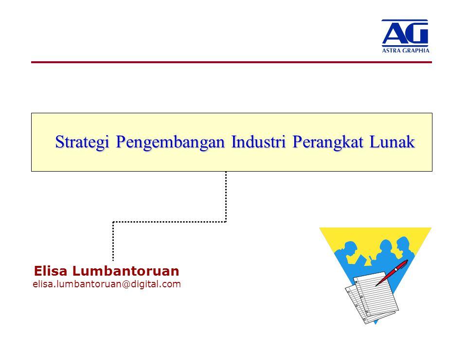 Strategi Pengembangan Industri Perangkat Lunak