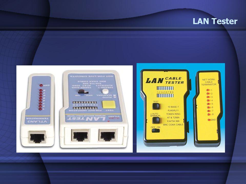 LAN Tester