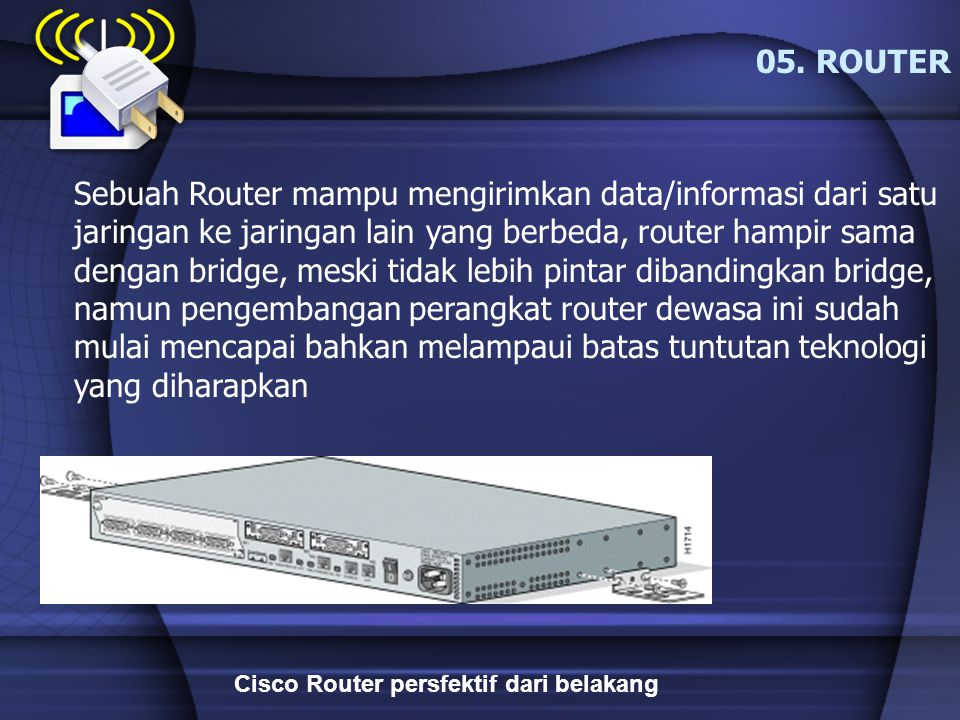 05. ROUTER