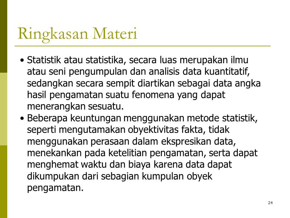 Ringkasan Materi