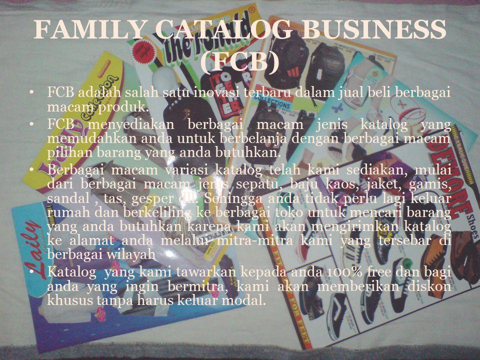 FAMILY CATALOG BUSINESS (FCB)