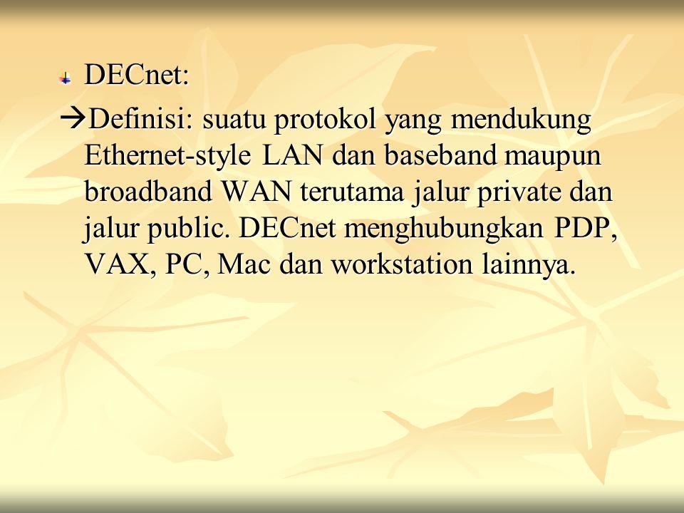 DECnet: