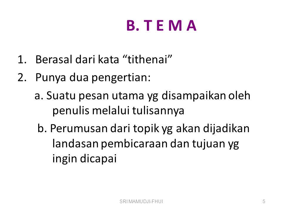 B. T E M A