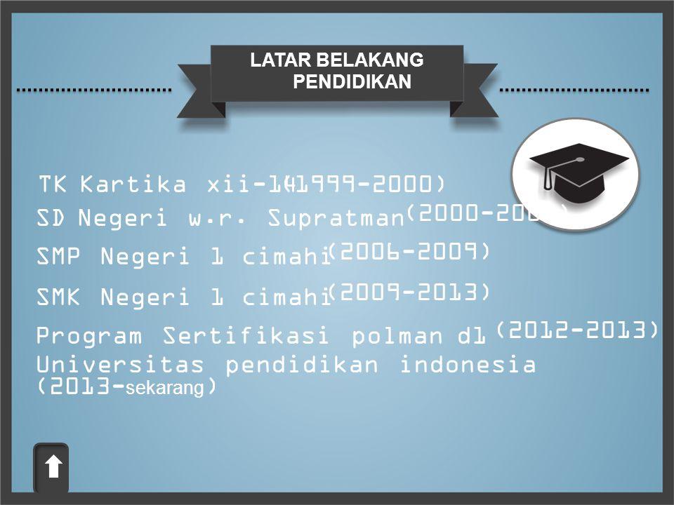 Program Sertifikasi polman d1 Universitas pendidikan indonesia