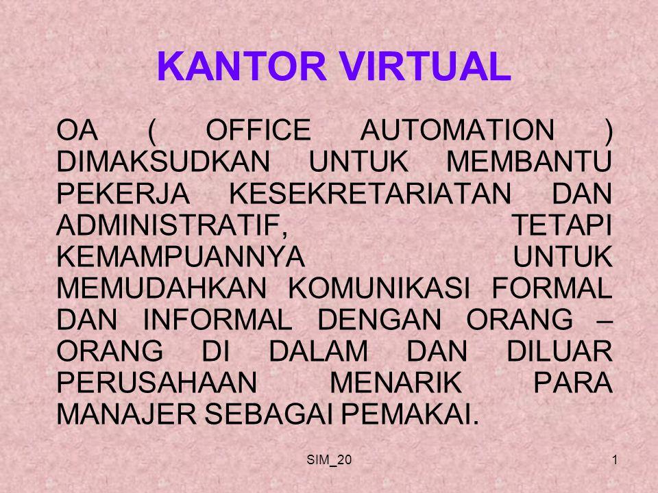 KANTOR VIRTUAL