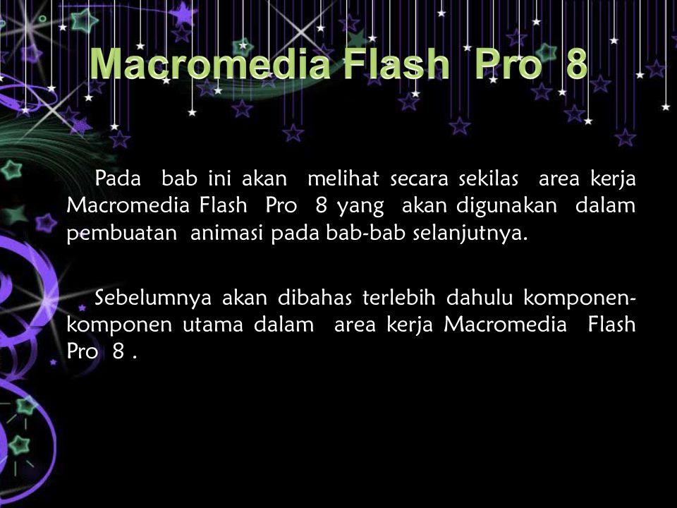 Macromedia Flash Pro 8