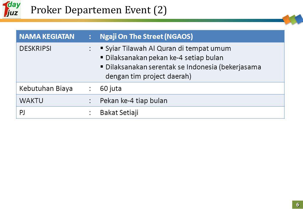 Proker Departemen Event (2)