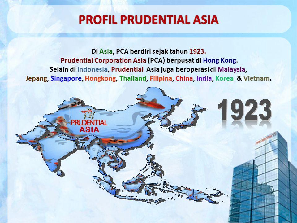 PROFIL PRUDENTIAL ASIA