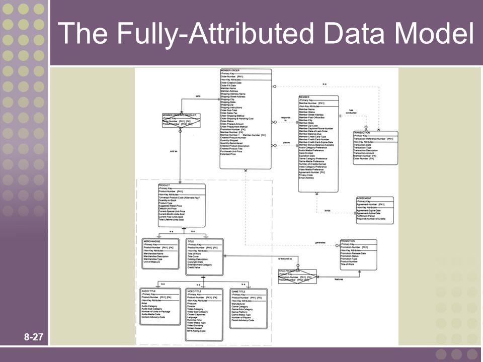 The Fully-Attributed Data Model
