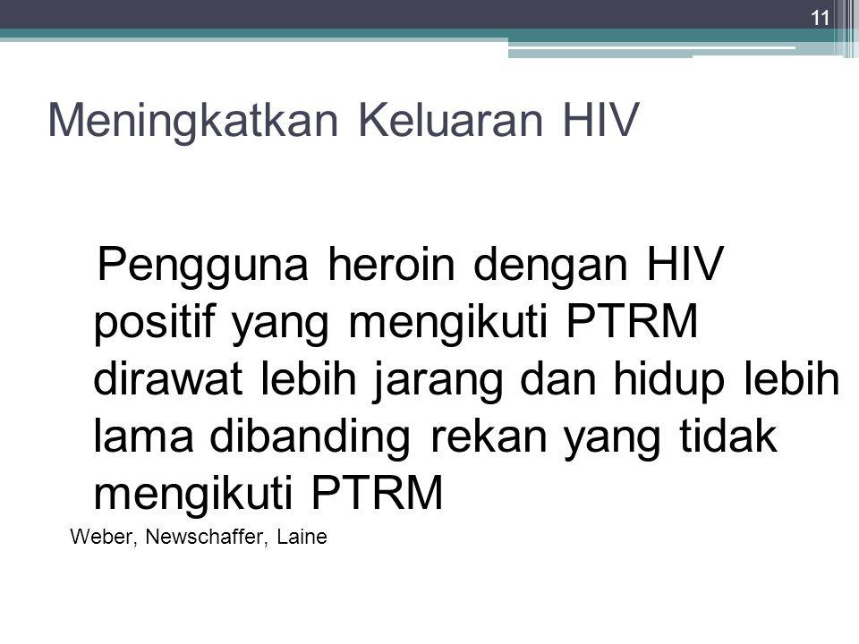 Meningkatkan Keluaran HIV