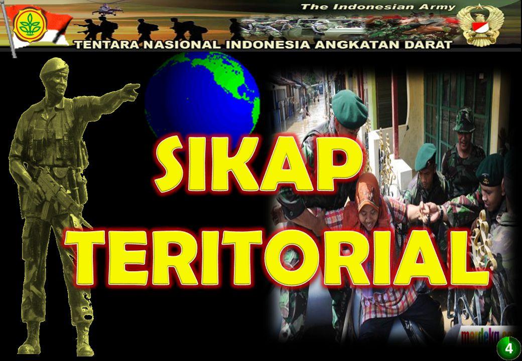 SIKAP TERITORIAL 4