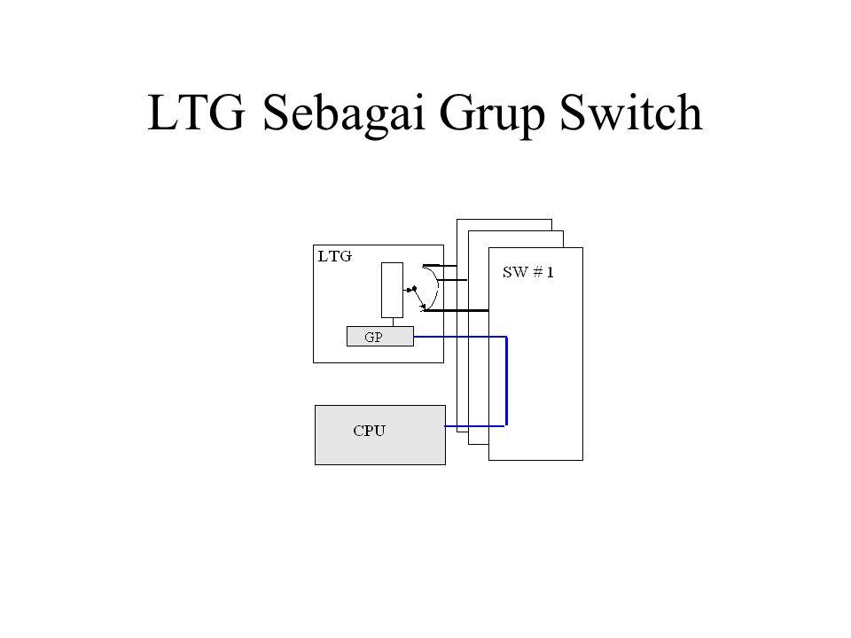 LTG Sebagai Grup Switch
