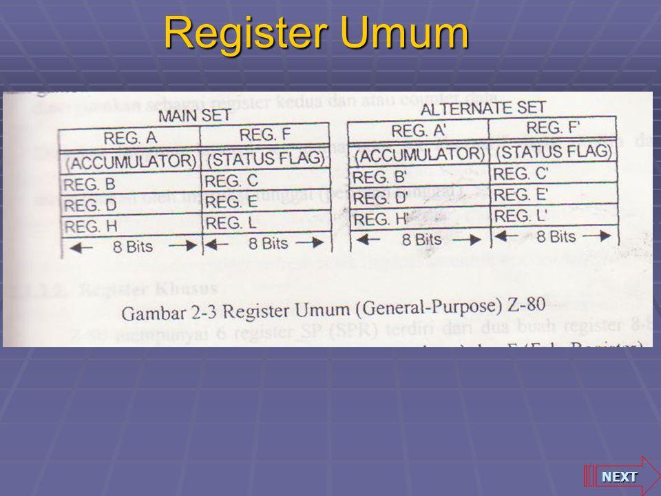Register Umum NEXT
