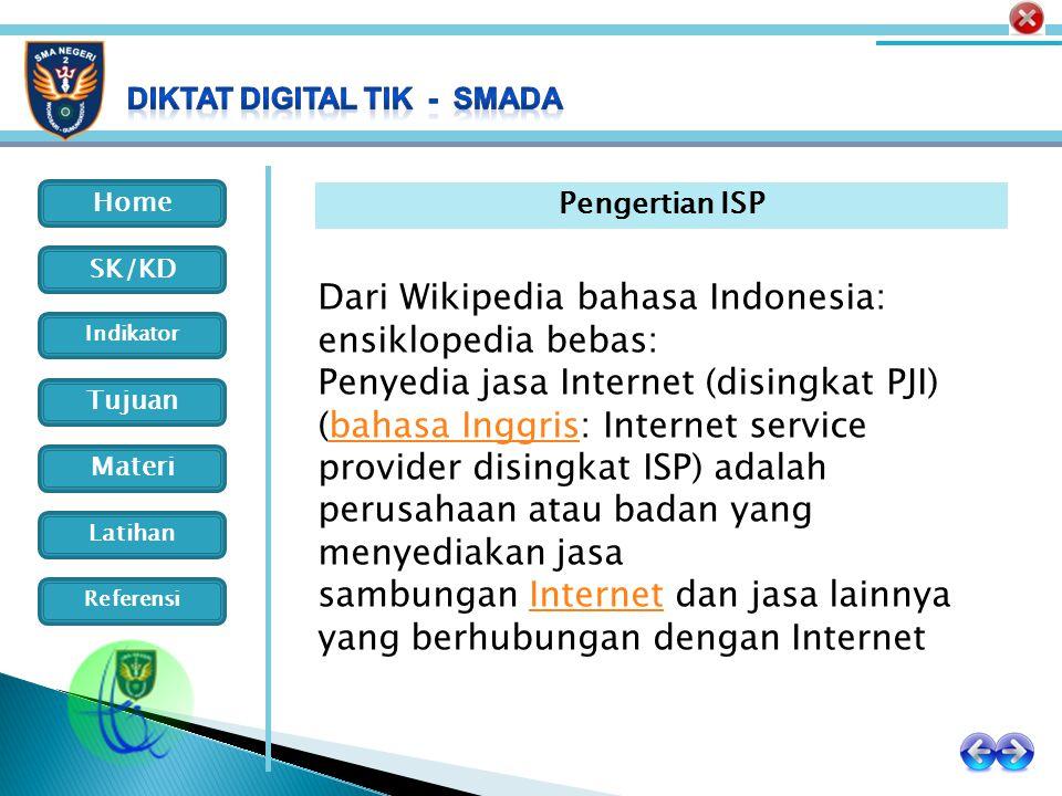 Dari Wikipedia bahasa Indonesia: ensiklopedia bebas: