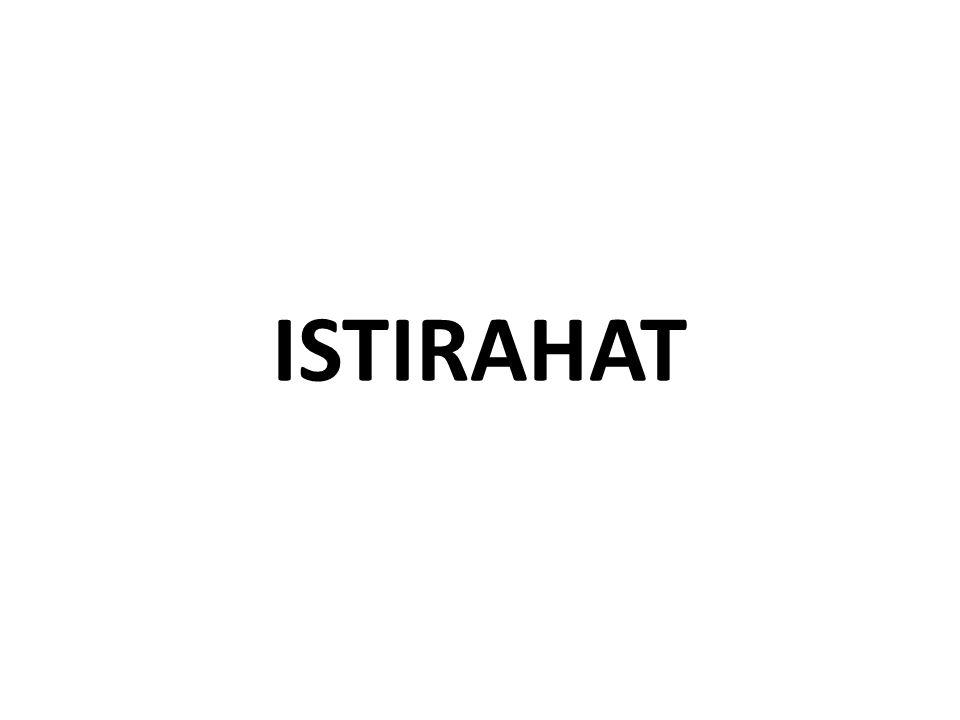 ISTIRAHAT