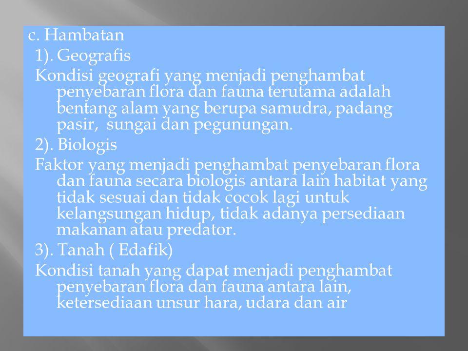 c. Hambatan 1).