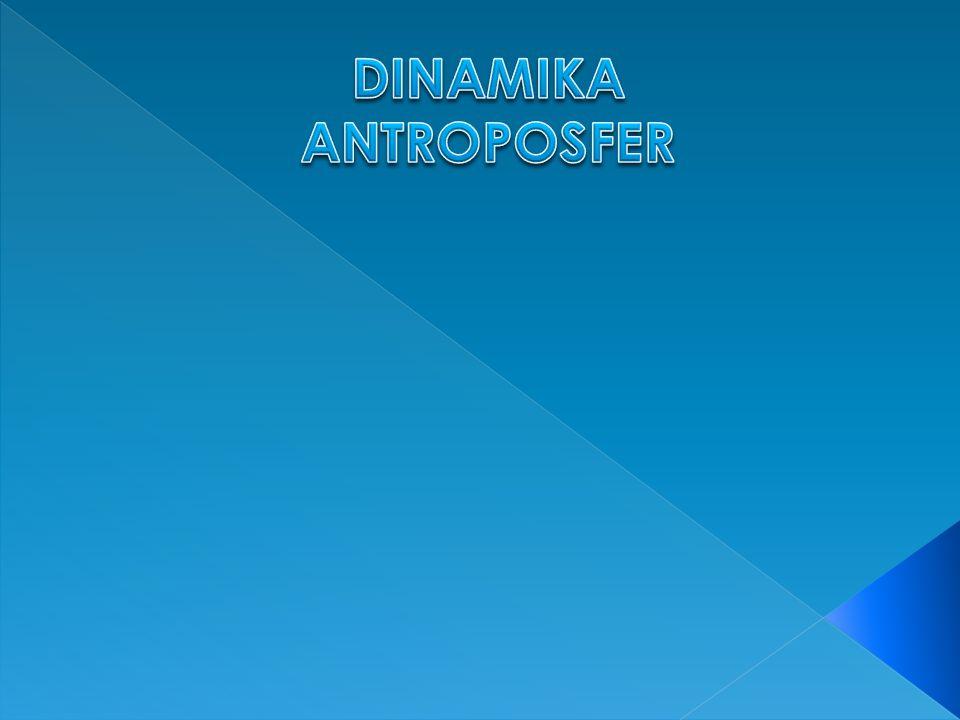 DINAMIKA ANTROPOSFER