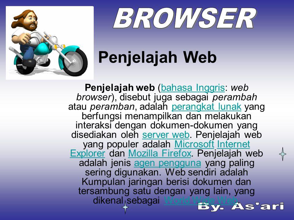 Penjelajah Web