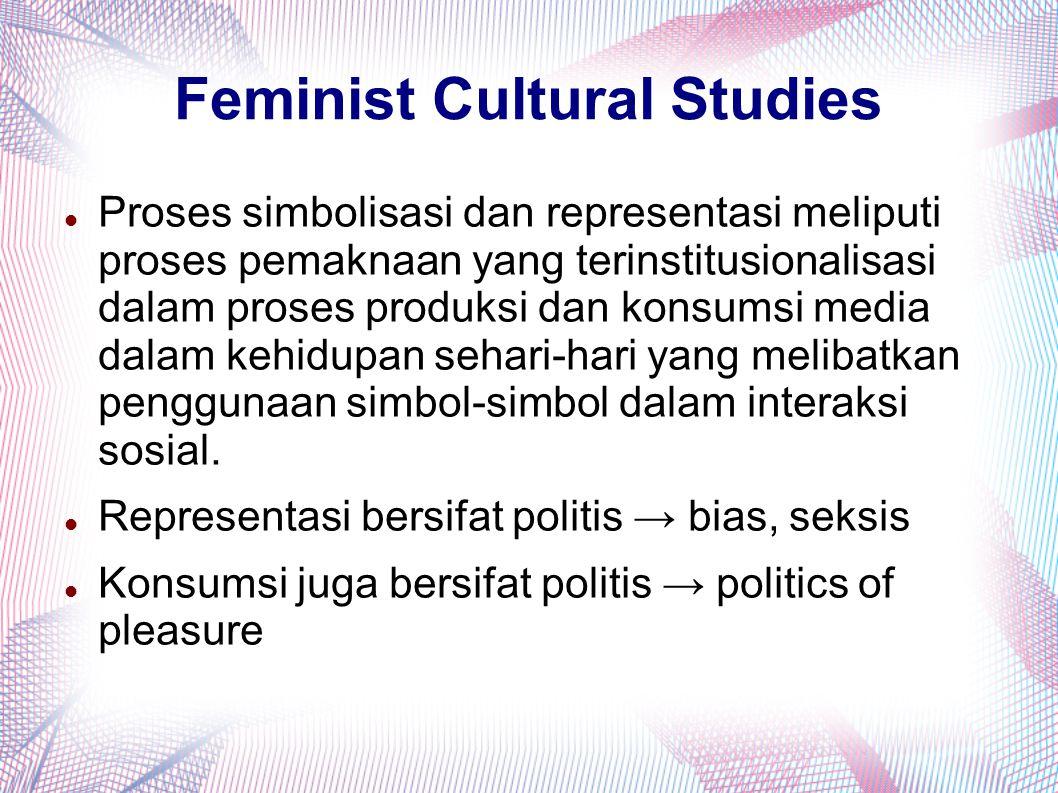Feminist Cultural Studies