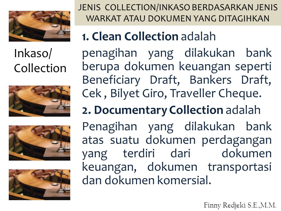 1. Clean Collection adalah