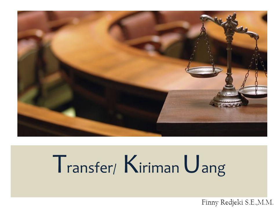 Transfer/ Kiriman Uang