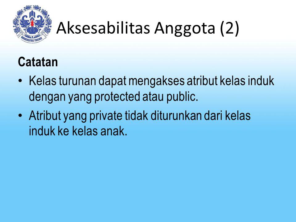 Aksesabilitas Anggota (2)