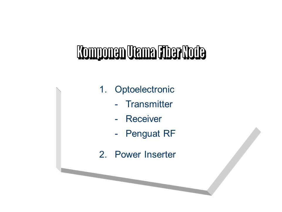 Komponen Utama Fiber Node