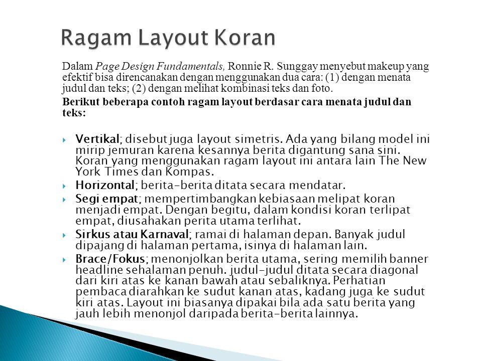 Ragam Layout Koran