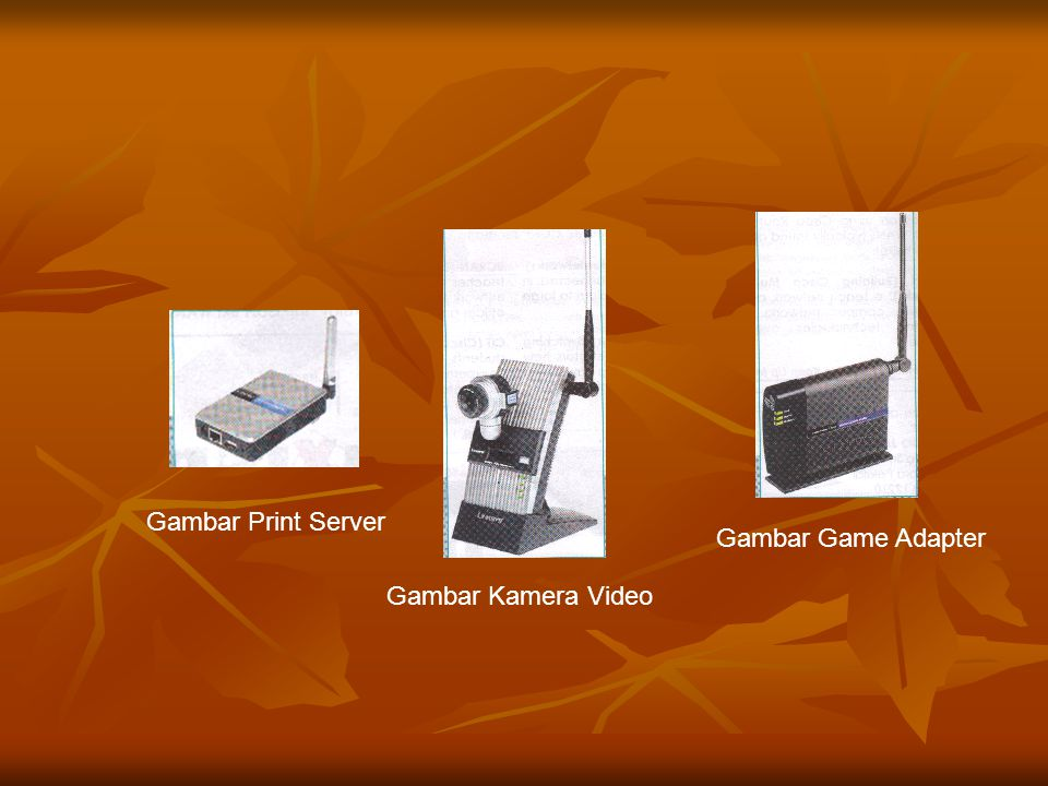 Gambar Print Server Gambar Game Adapter Gambar Kamera Video