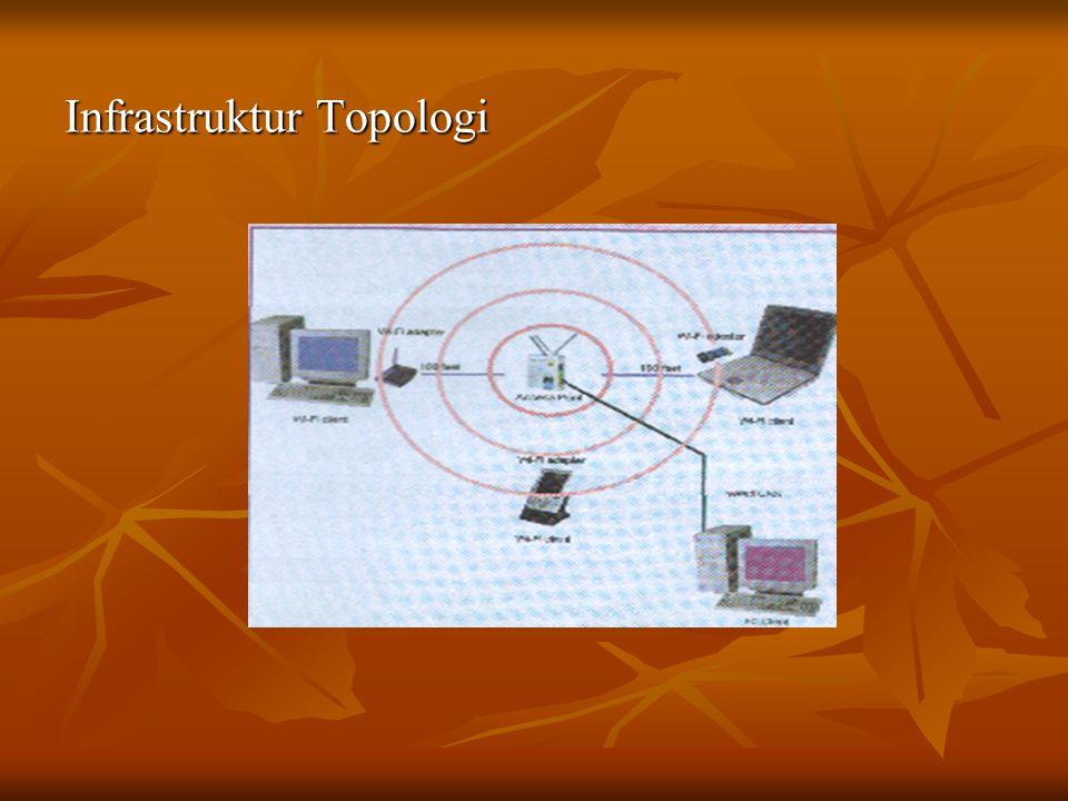 Infrastruktur Topologi