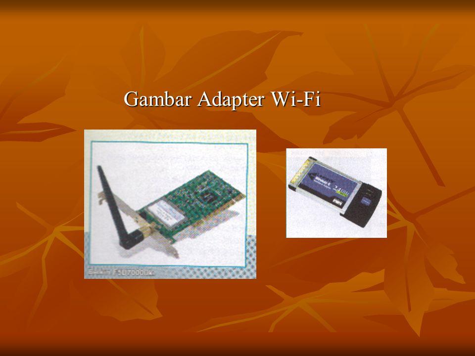 Gambar Adapter Wi-Fi