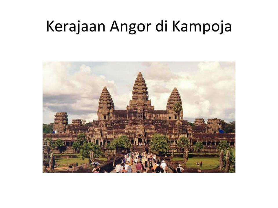 Kerajaan Angor di Kampoja
