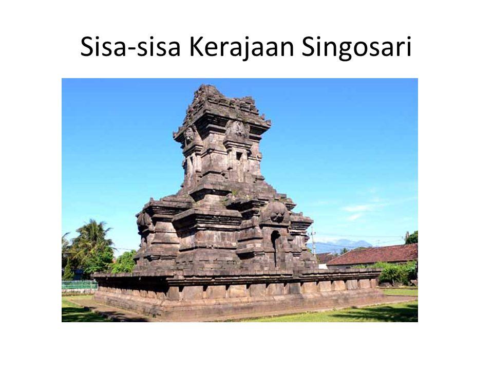 Sisa-sisa Kerajaan Singosari