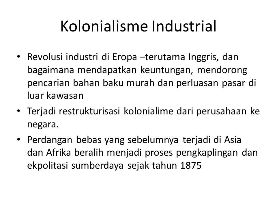 Kolonialisme Industrial