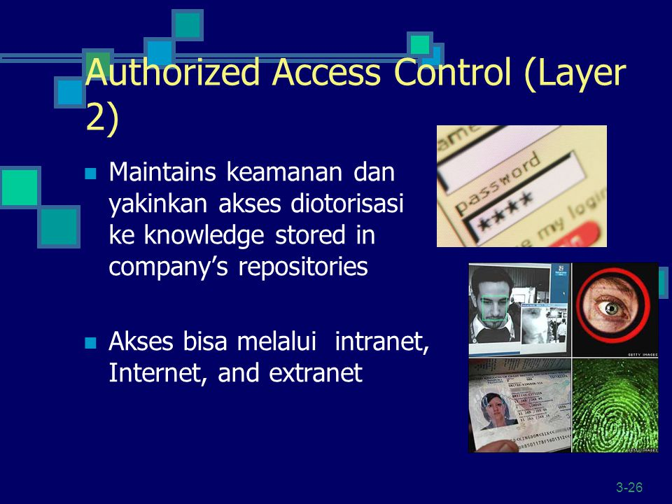 Authorized Access Control (Layer 2)