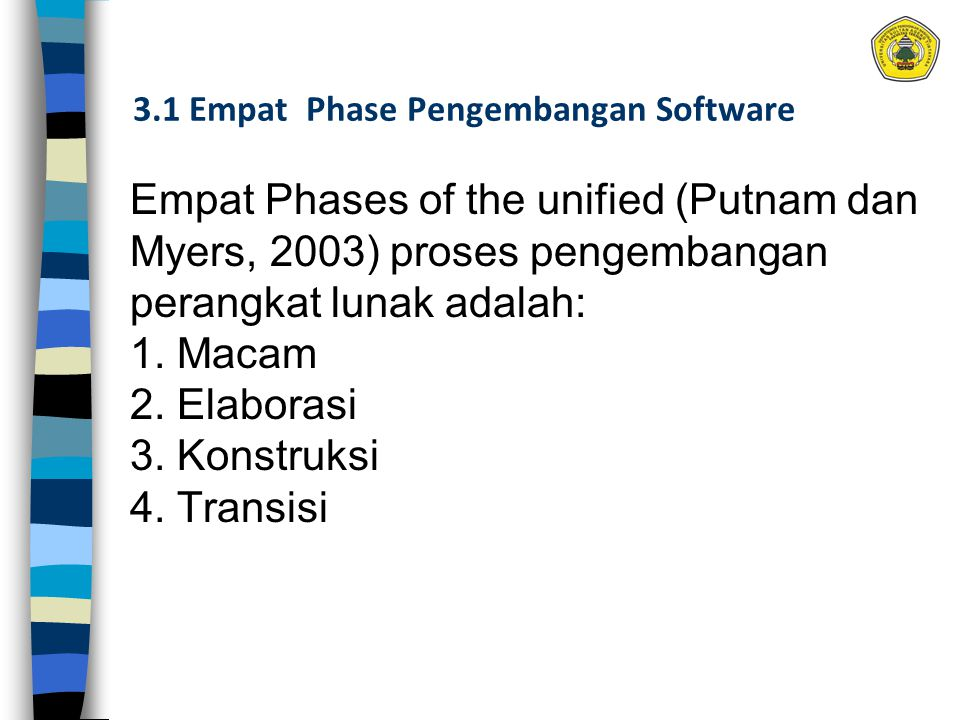 3.1 Empat Phase Pengembangan Software