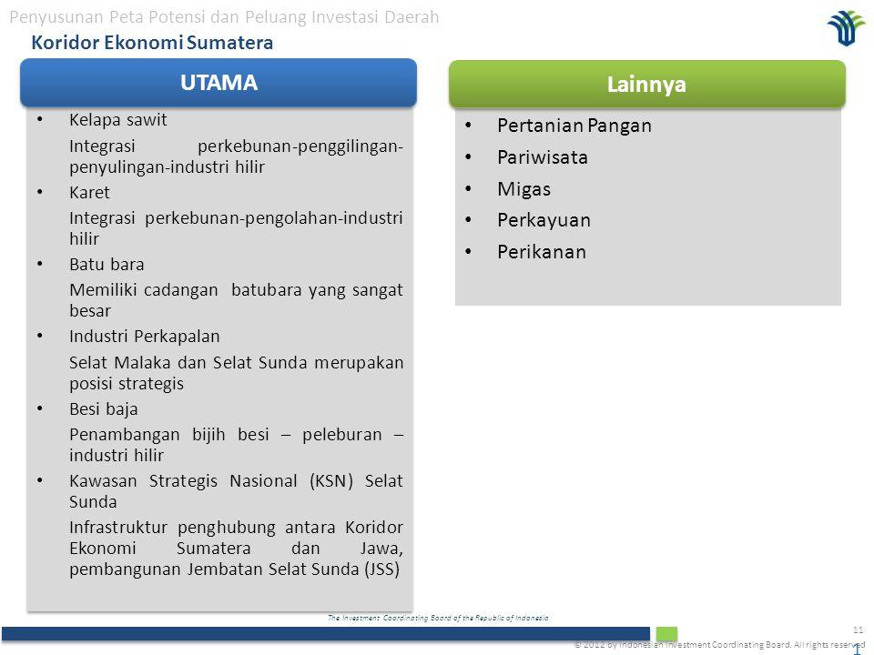 Koridor Ekonomi Sumatera