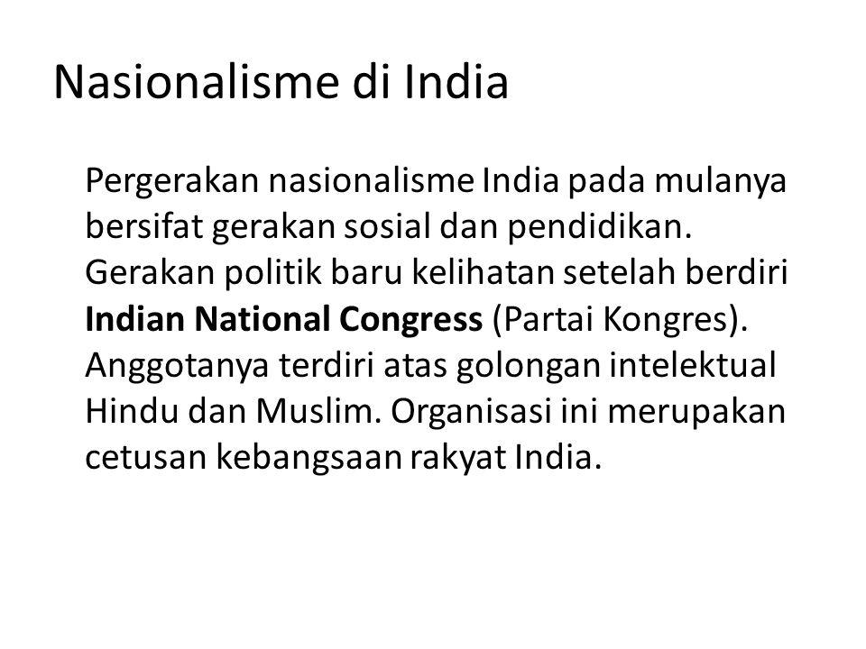 Nasionalisme di India